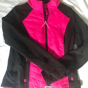 NWT - Exerted Pink Light Weight Jacket - Size M